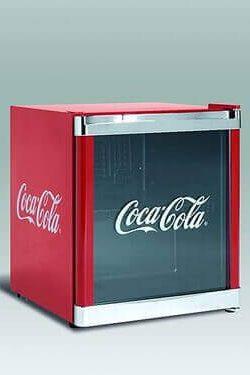 nevera coca cola expositora pequeña